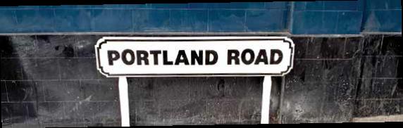 Elizabeth James - Portland Road se25