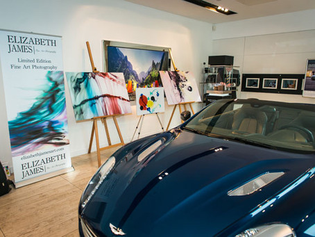Aston Martin Vanquish Preview @ Stratstone of Mayfair
