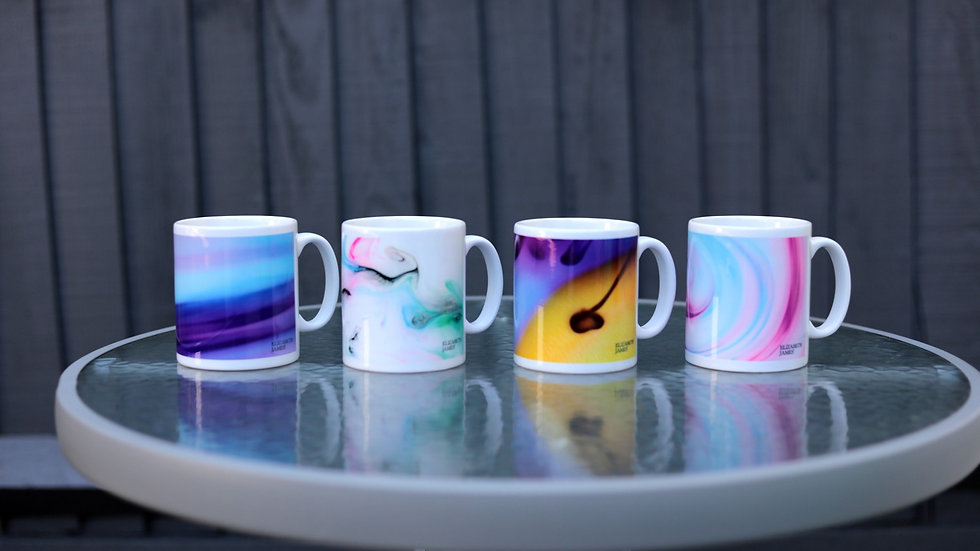 Colour In Motion Mugs