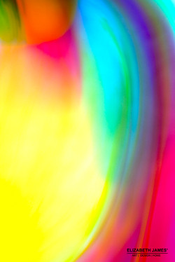 Rainbow Rain- Elizabeth James