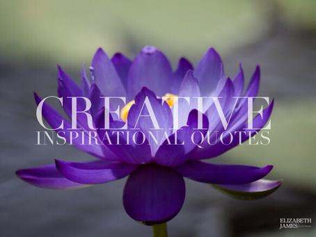 Creative Inspirational Quotes