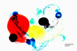 Colour Burst - Elizabeth James