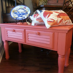 Chalk Painted Furniture
