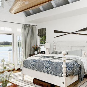 How To Decorate With Oars