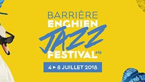 7th of July 2018 - Enghein Jazz Festival