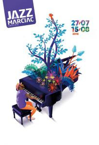 11th of August 2018 - Jazz in Marciac