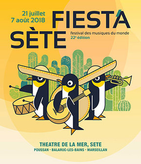 6th of August 2018 - Fiest'A Sète