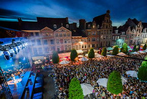 26th of July 2019: Festival Leuven  - Kid Creole & the Coconuts