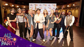 29th of September: BBC Radio 2 All Star Party, Kid Creole & the Coconuts