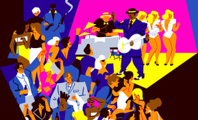 7th of Oct 2017: Kid Creole & the Coconuts at the Barbican London