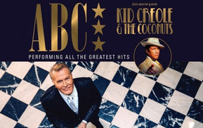 2-12th of Nov 2017: Kid Creole & the Coconuts on tour with ABC