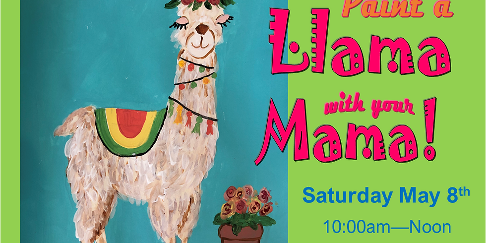 Paint a Llama with Your Mama