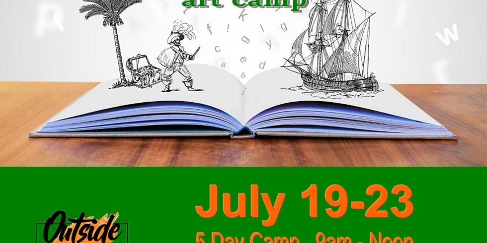 Storybook Adventures Art Camp