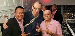 Armando Jimenez, Hector Martignon and Luis Ayala
