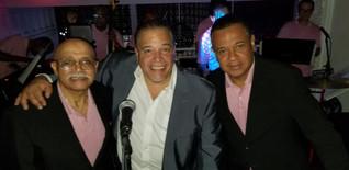 Luis Ayala, Dj Cisco and Armando Jimenez