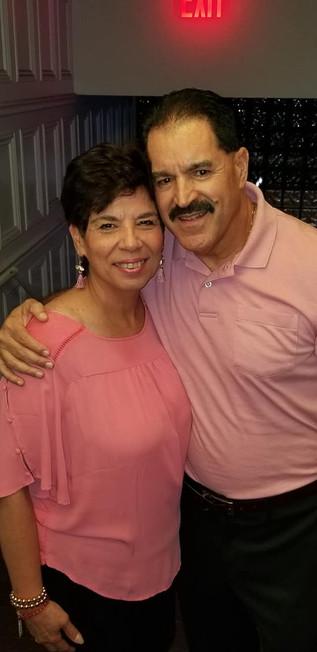 Mirna and Manny Rivera