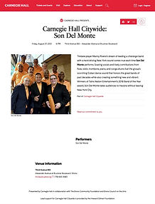 Carnegie Hall Citywide_ Son Del Monte _ Aug 27, 2021 at 6 PM _ Carnegie Hall copy.jpg