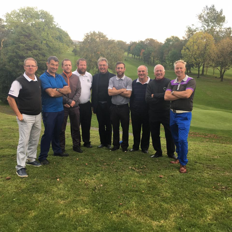 A team of ten Silverdale Golf Club members competed against two other teams from Lansil & Bentham Golf Clubs for the ArmitageTrophy. This is a long standing competition the format is similar to the Ryder Cup although held over one day only.  This year Bentham Golf Club hosted the event, an enjoyable days golf was had by all.  Well done !