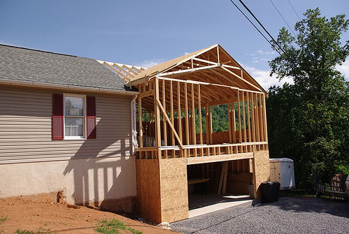 HOME ADDITION/EXTENTION