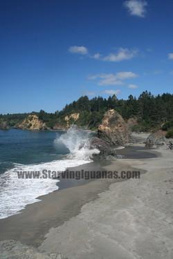 """[145]    """"Jade & Serpentine Beach"""""""