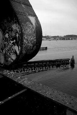 """[228]   """"Riveted Graffiti"""""""