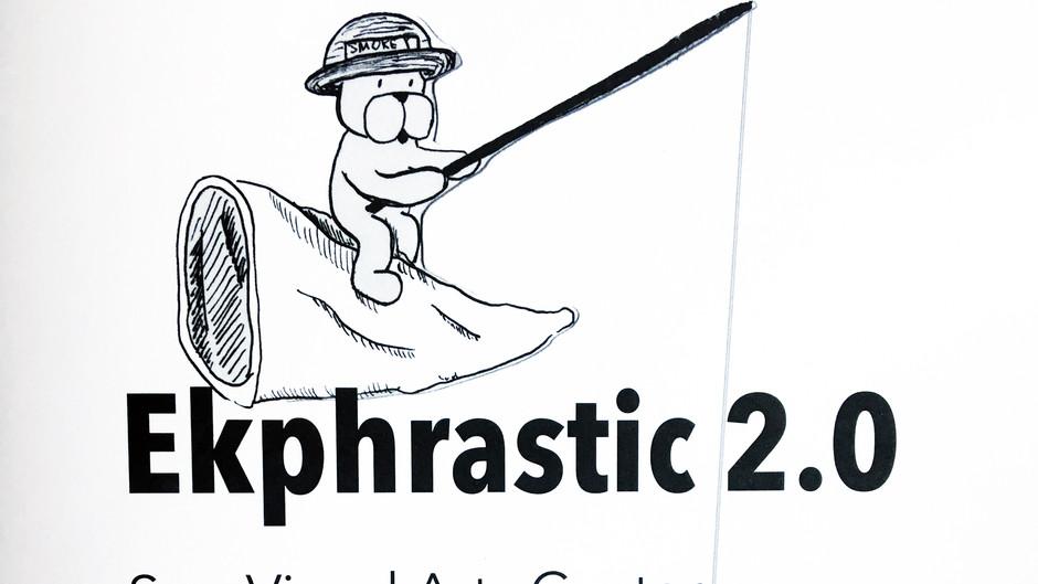 EKPHRASTIC 2.0: Zine Launch  Thursday June 28th– 6-9 PM