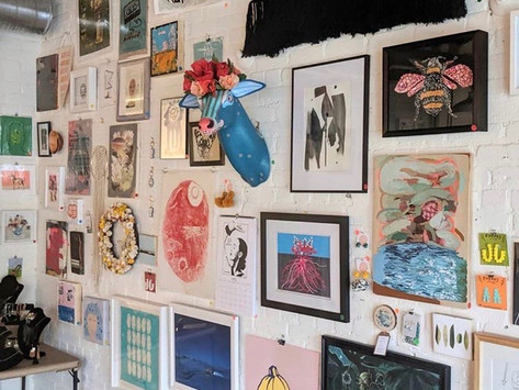 2019 SooVAC's Artists' Holiday Shop in the News