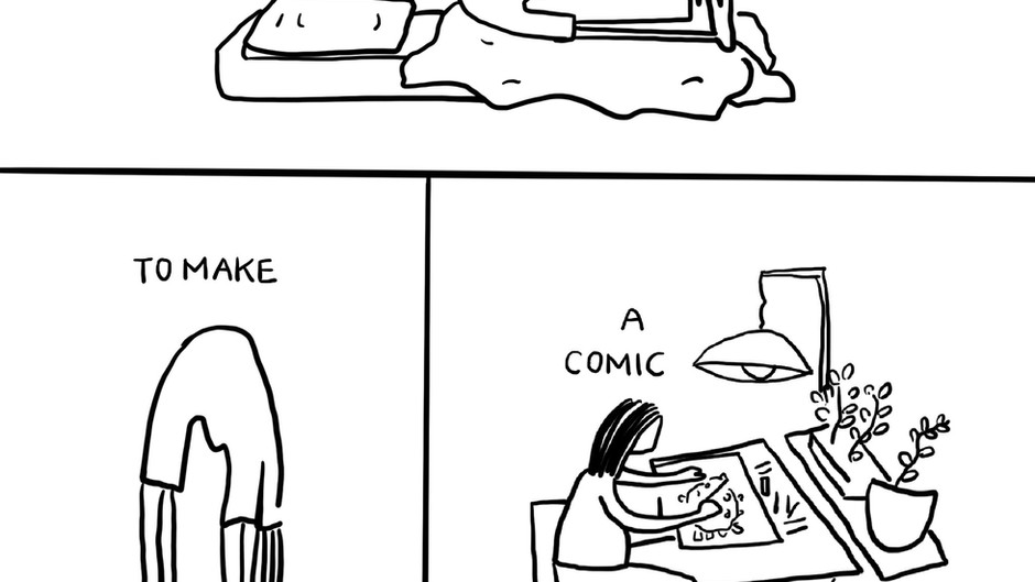 A comic workshop video with Roshan Ganu: Fuck You Corona(virus).