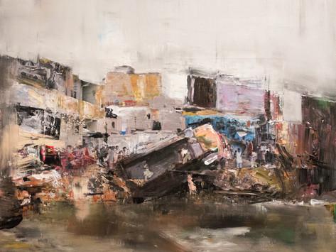 Syed Hosain on MPR Art Hounds