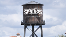 Disney Springs Opened Yesterday to light crowds.