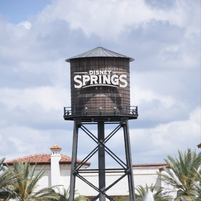 Phased Reopening of Disney Springs