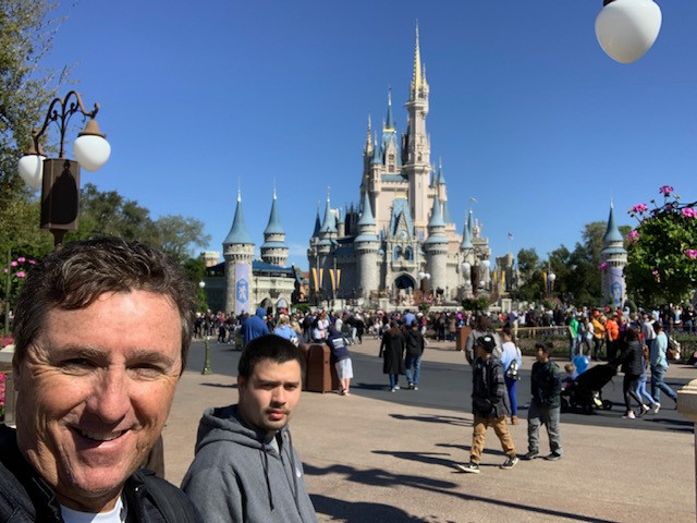 How soon after Disney opens will you visit the parks?