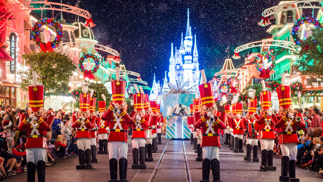 Merry Christmas to all  and I'm finally going to Walt Disney World!