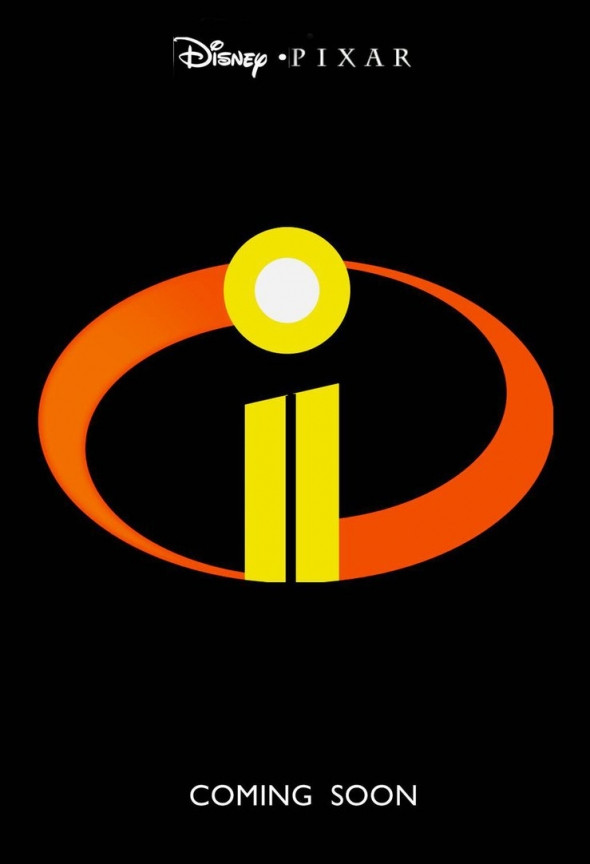 Incredibles 2 coming sooner than later!