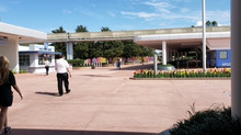 New location for Leave a Legacy at Epcot.