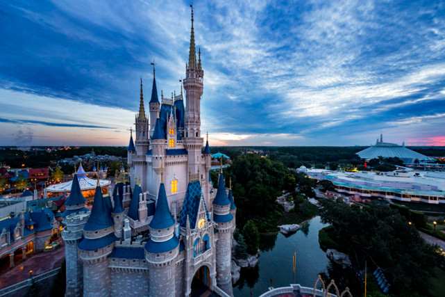 Walt Disney World Resort Announces Plans for Phased Reopening of Theme Parks.
