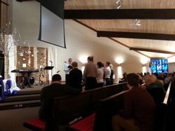 Installation of New Deacons & Elders