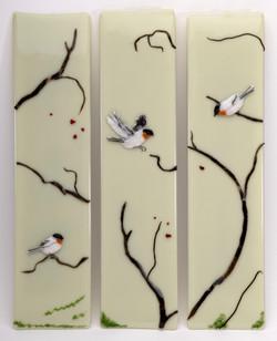 Chickadees - D. Howell