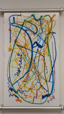 Glass Pollock - W. Hutchison