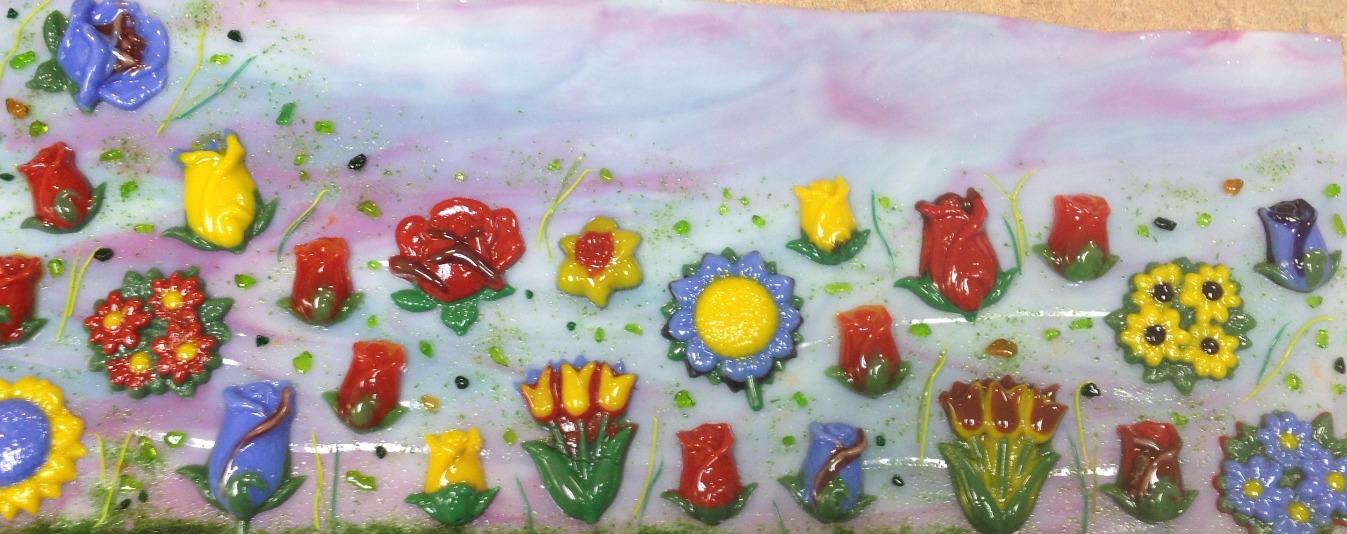 Flower Explosion - D. Howell