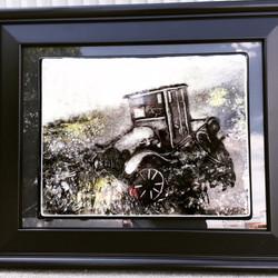 Antique Truck - D. Howell