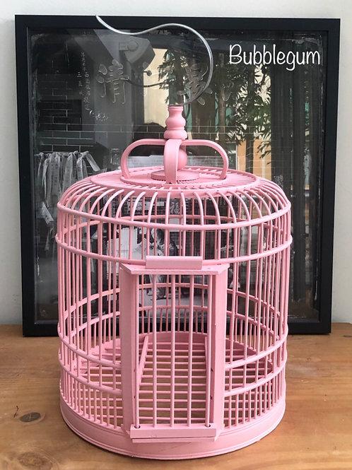 Bubblegum birdcage