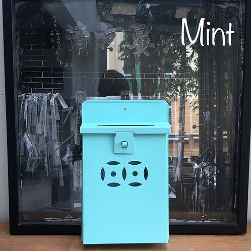 Mint letterbox