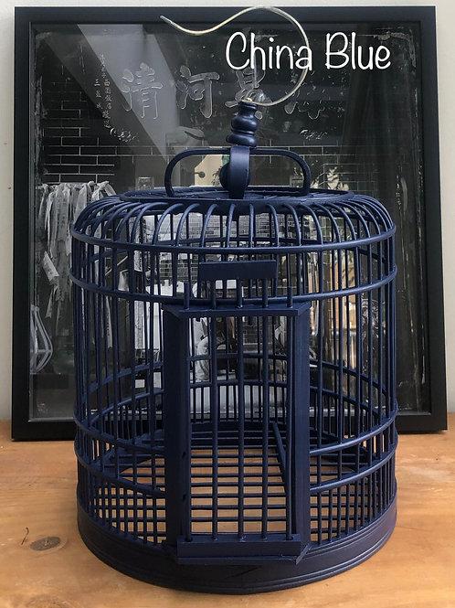 China Blue birdcage