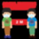 —Pngtree—social_distance_cartoon_des