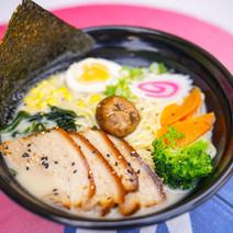 Tonkotsu Pork Ramen