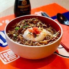 Gyudon Beef Rice