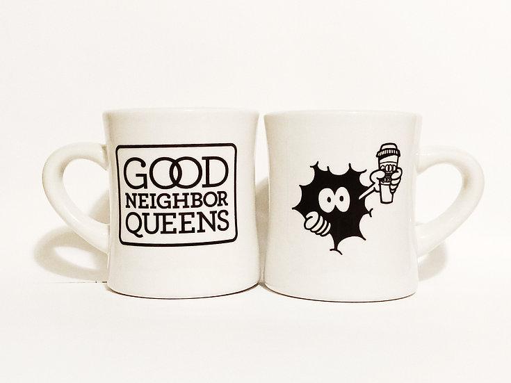 Good Neighbor Queens Mug