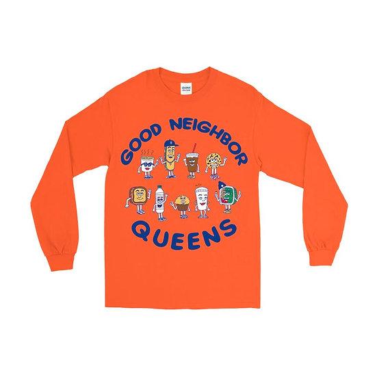Good Neighbor Queens Long Sleeve T-Shirt