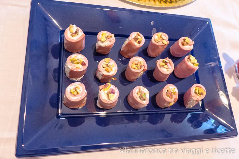 sushi di mortadella